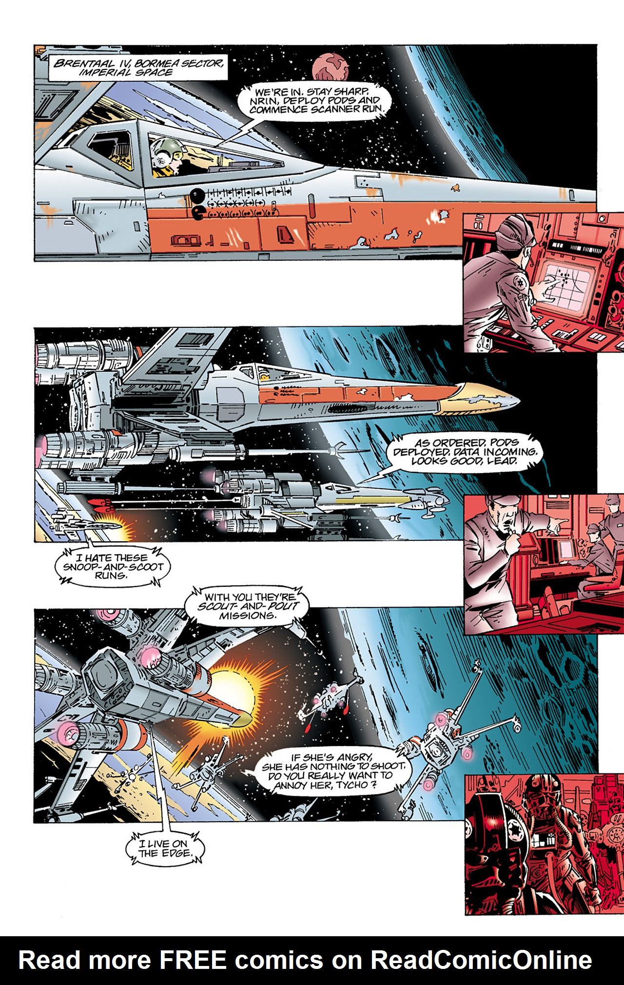 Read online Star Wars Omnibus comic -  Issue # Vol. 3 - 8