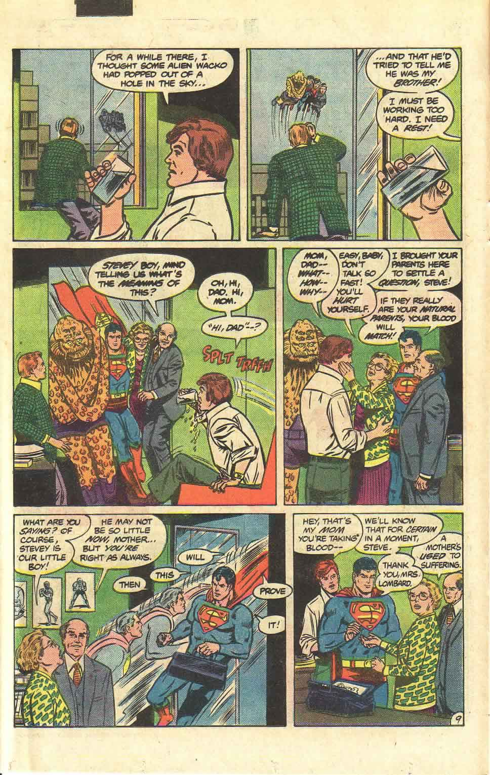 Read online Action Comics (1938) comic -  Issue #523 - 10