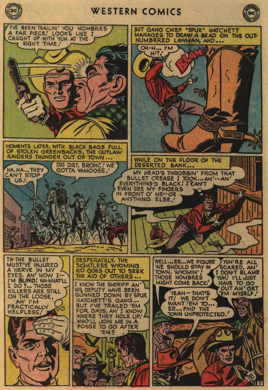 Western Comics issue 40 - Page 4