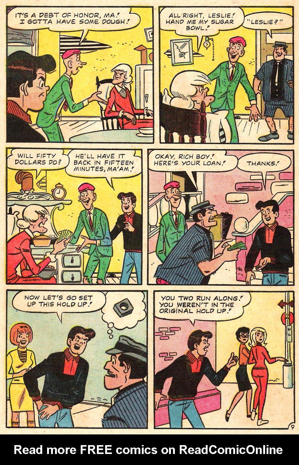 Read online She's Josie comic -  Issue #19 - 32