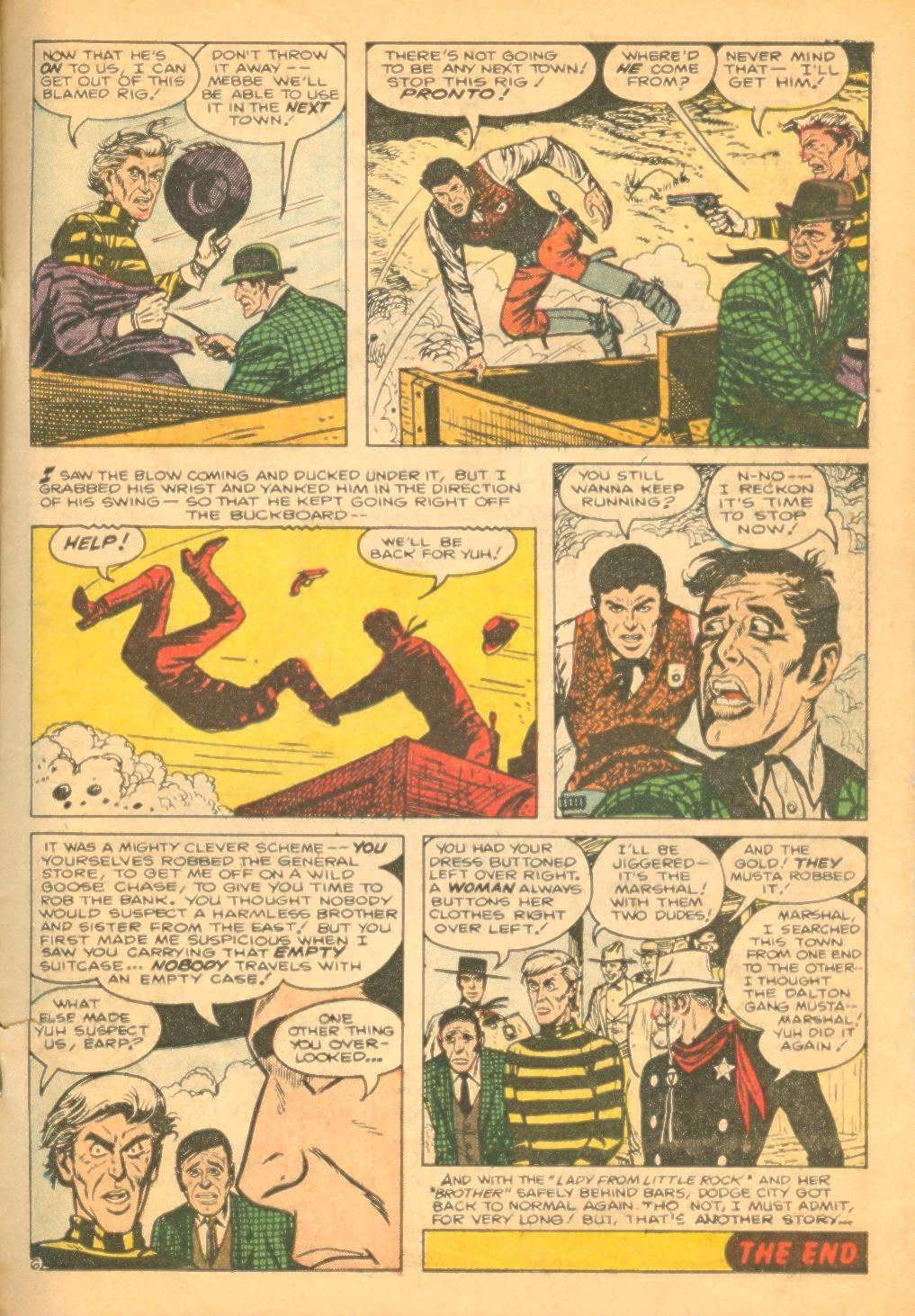 Wyatt Earp issue 21 - Page 17