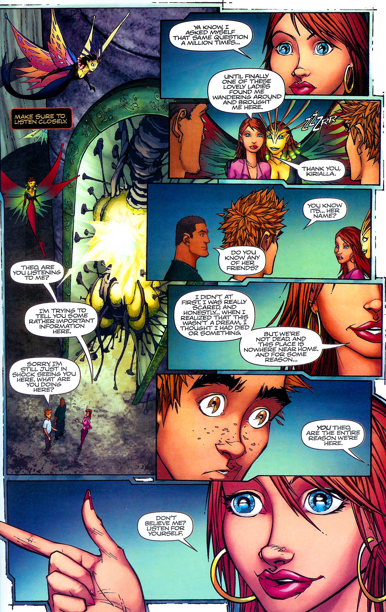 Read online Shrugged (2006) comic -  Issue #6 - 19