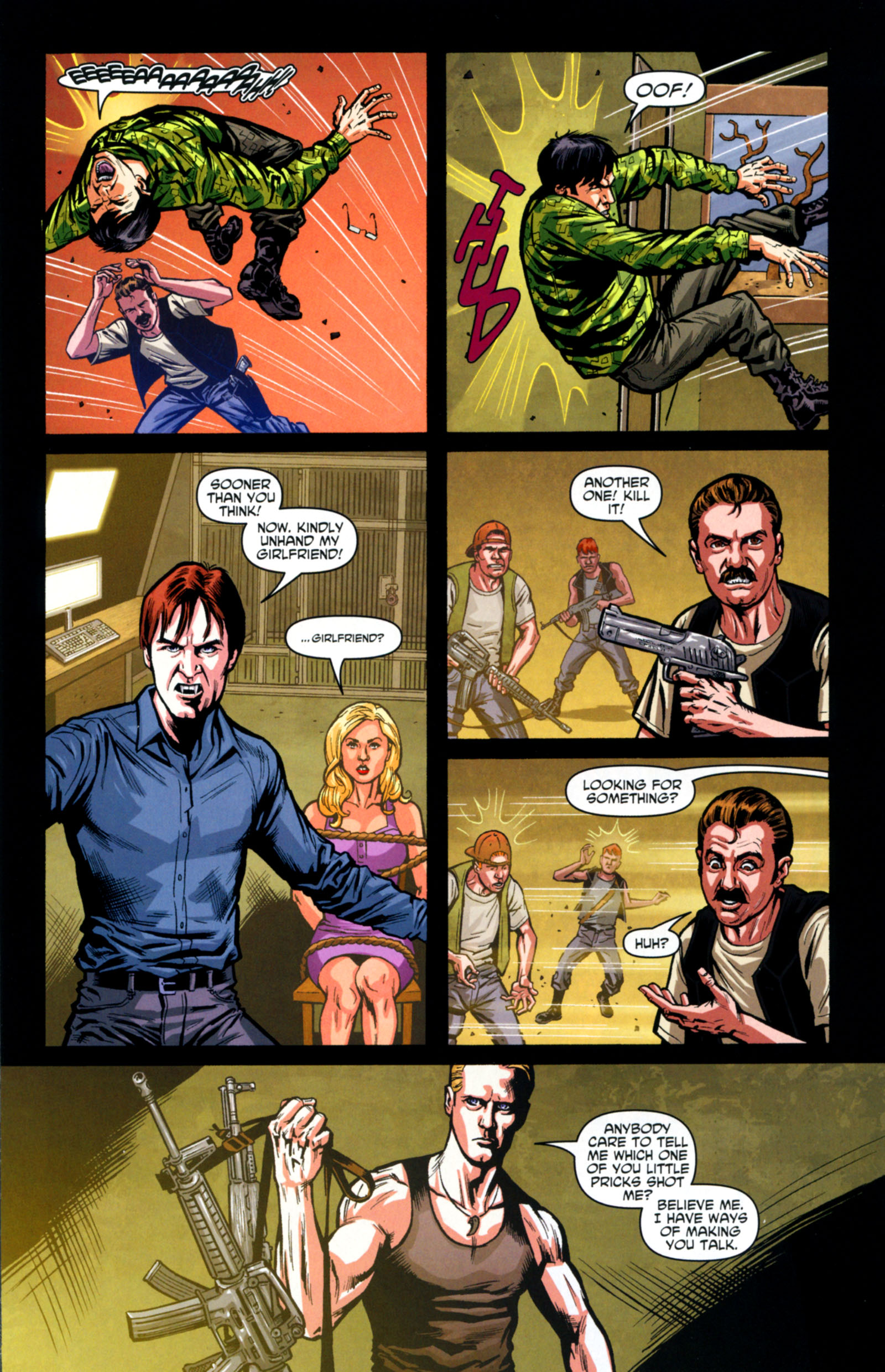 Read online True Blood: Tainted Love comic -  Issue #6 - 10