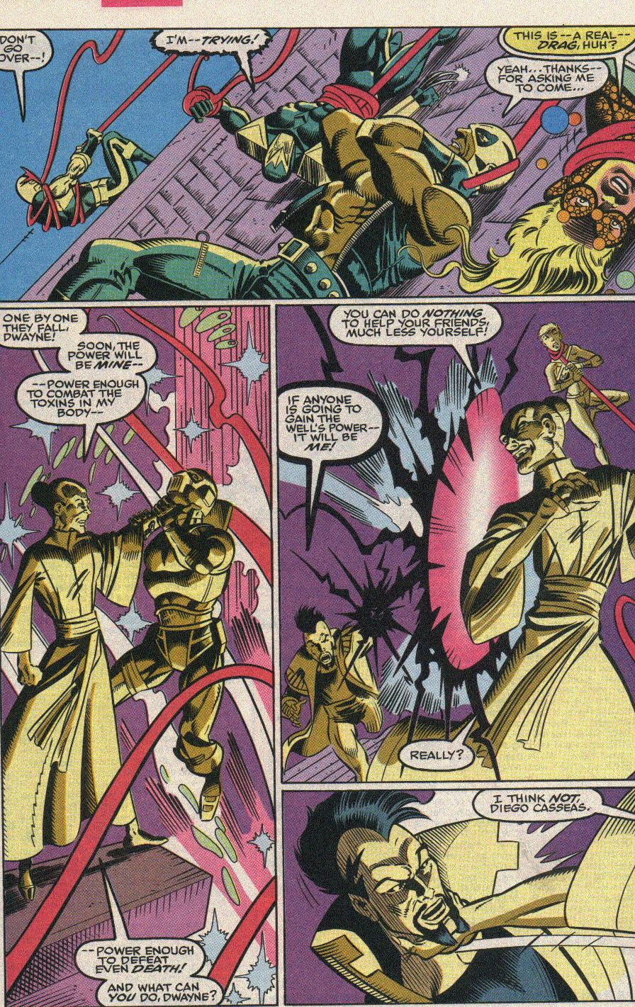 The New Warriors Issue #25 #29 - English 34