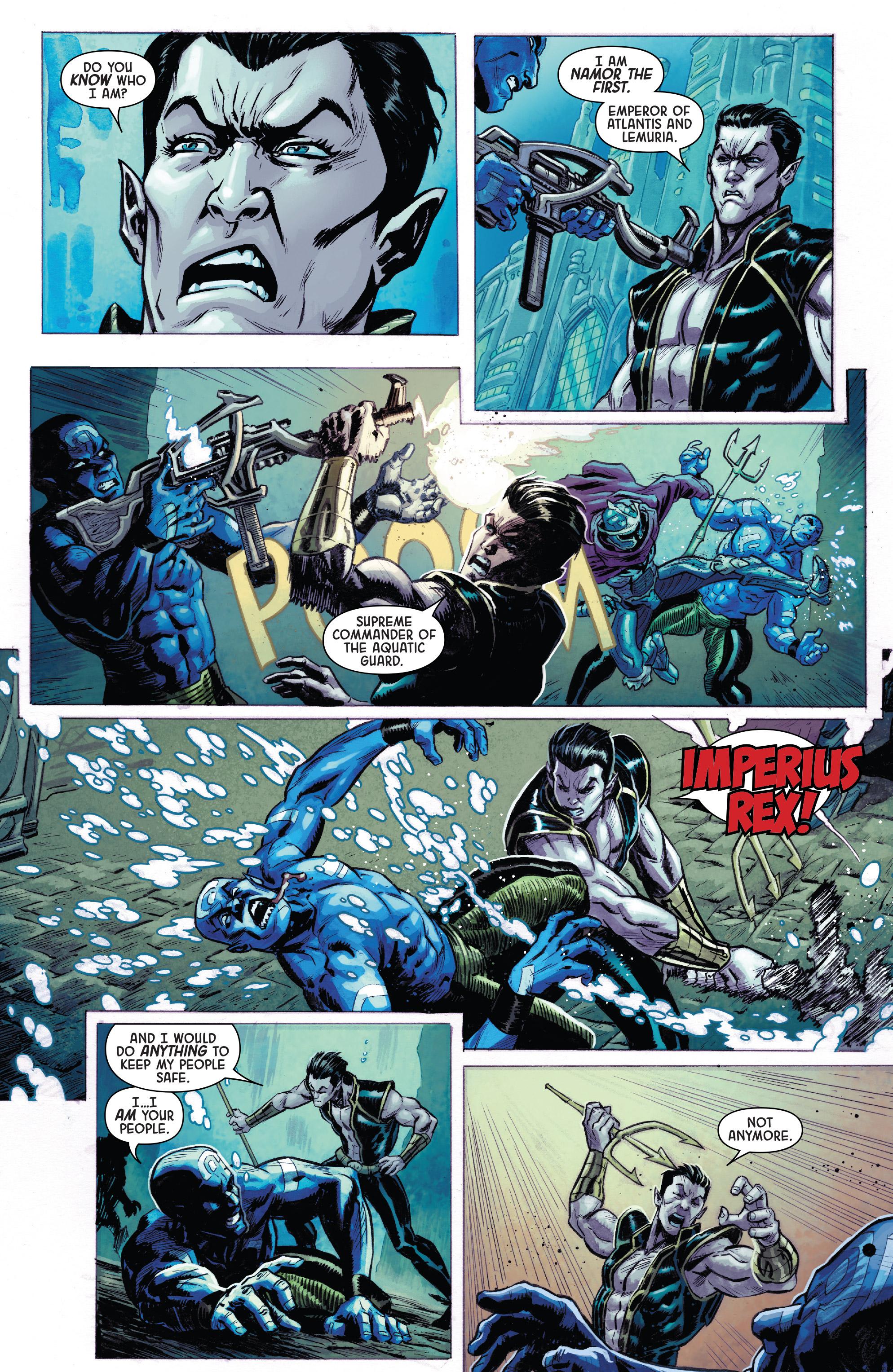 Read online Secret Empire: Brave New World comic -  Issue #1 - 3