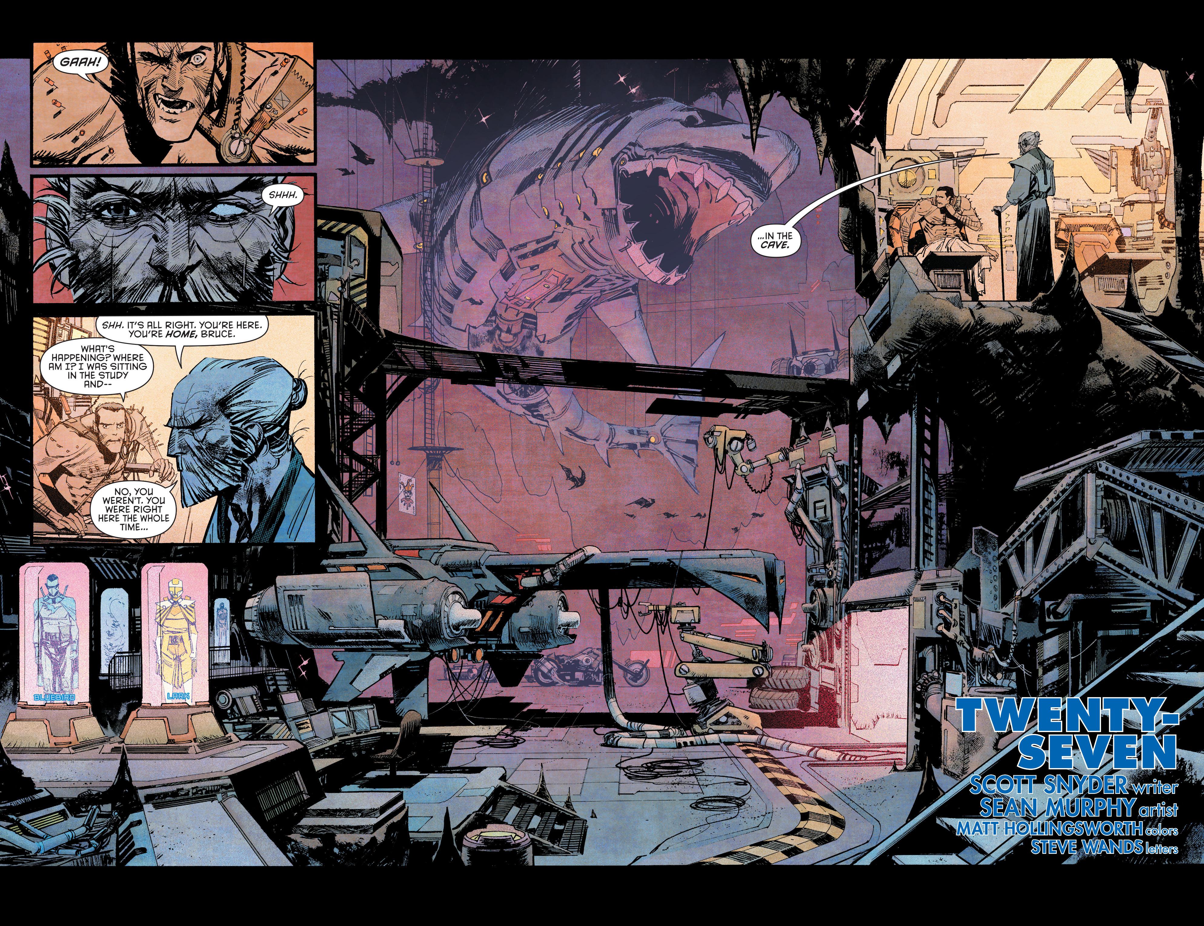 Read online Batman (2011) comic -  Issue # _TPB 9 - 144