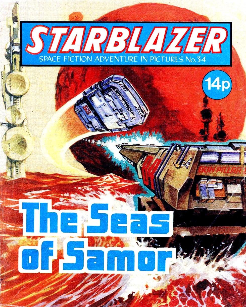 Starblazer issue 34 - Page 1