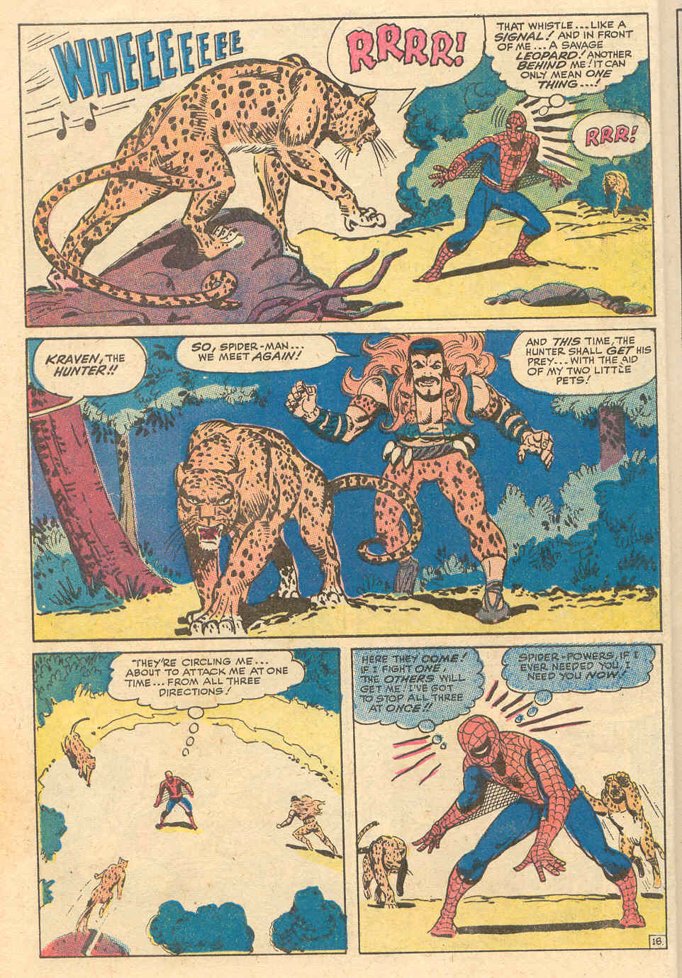 The Amazing Spider-Man (1963) _Annual_6 Page 18