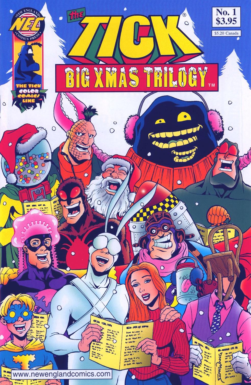 The Ticks Big Xmas Trilogy 1 Page 1