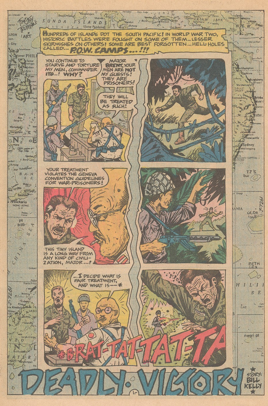 Sgt. Rock issue 363 - Page 23