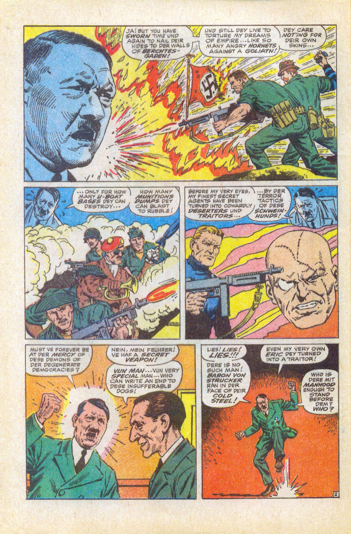 Read online Sgt. Fury comic -  Issue #58 - 4