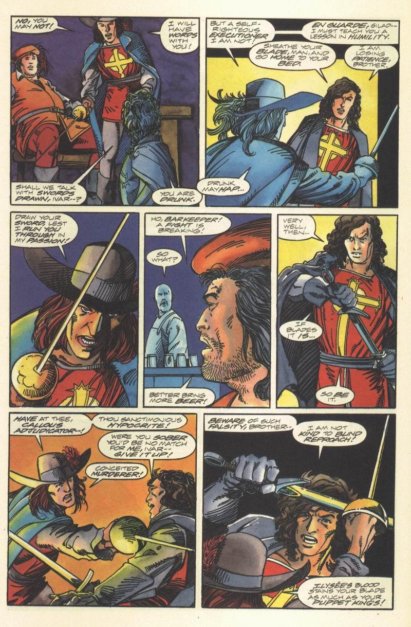 Read online Eternal Warrior (1992) comic -  Issue #8 - 30