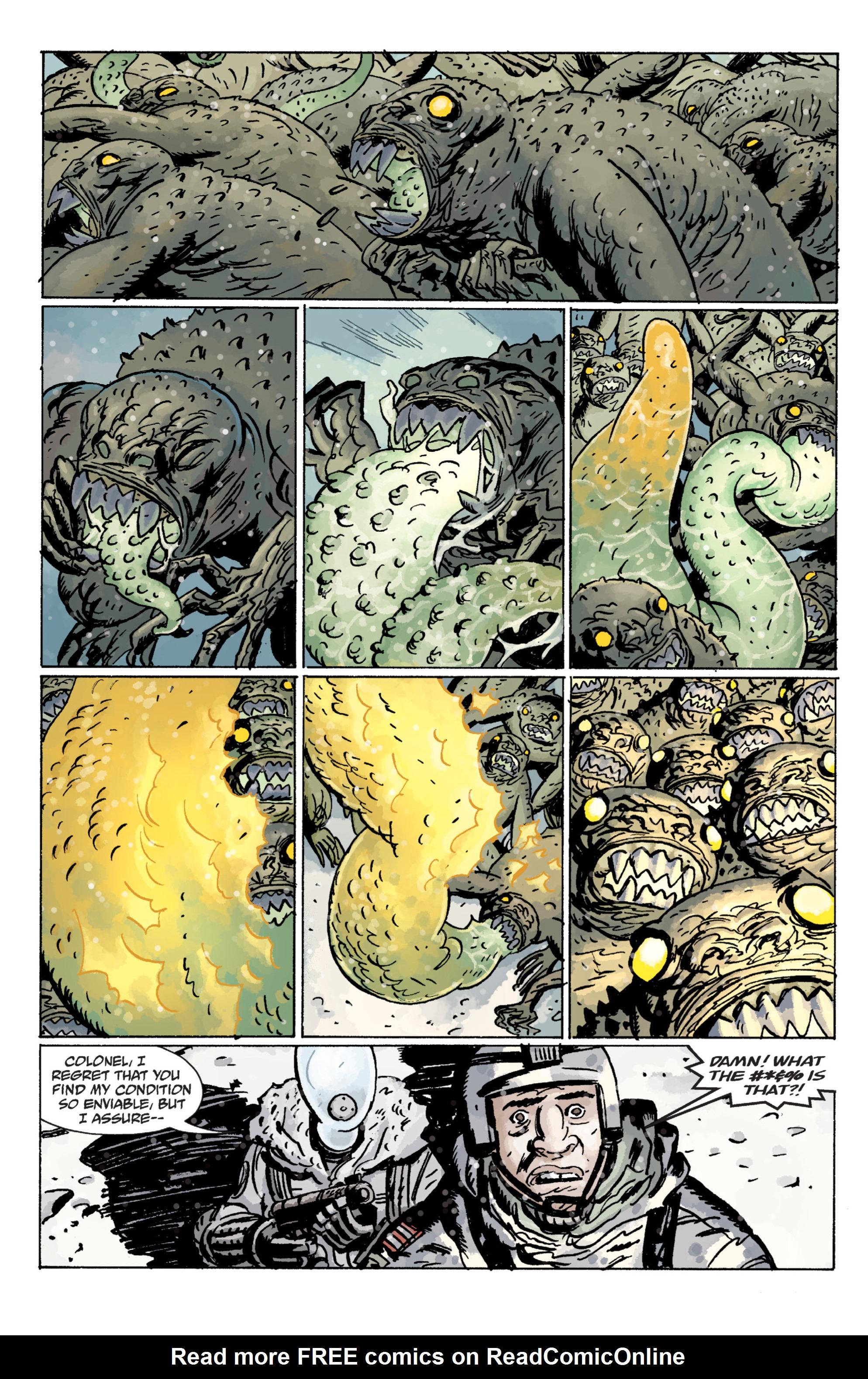Read online B.P.R.D. (2003) comic -  Issue # TPB 11 - 80