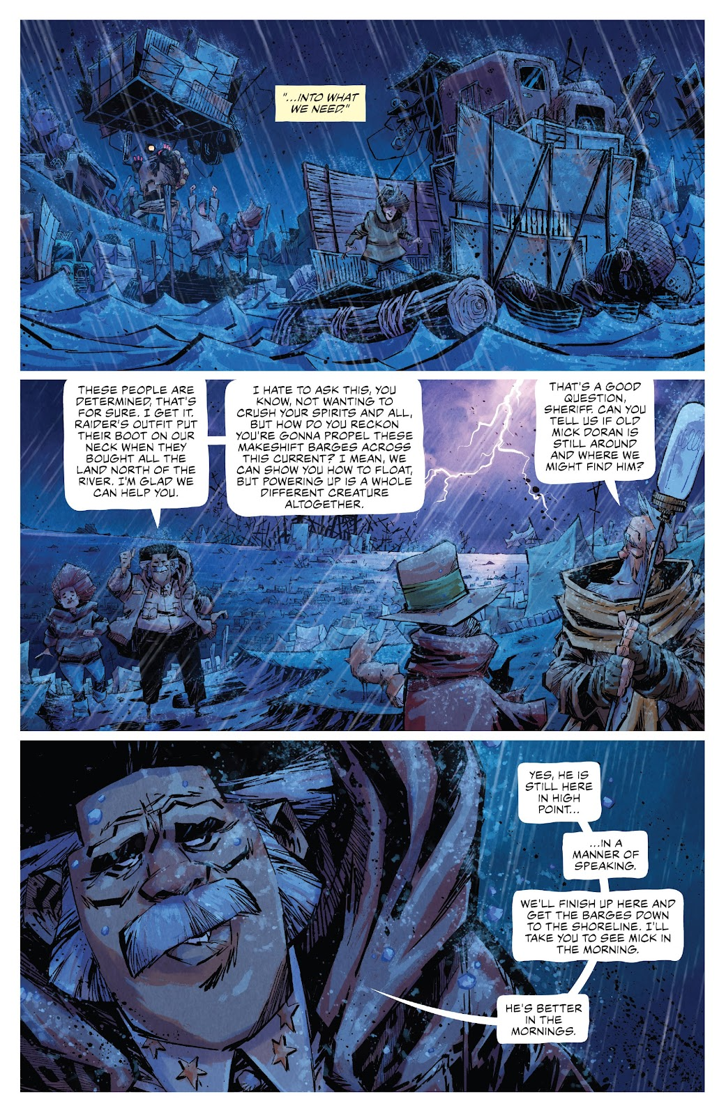 Read online Middlewest comic -  Issue #15 - 10