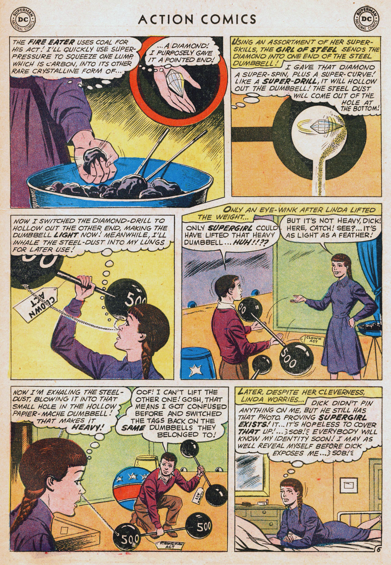 Action Comics (1938) 256 Page 30