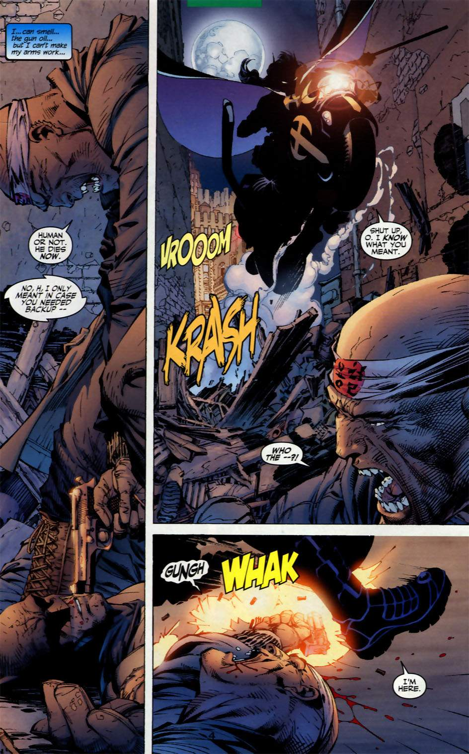 Read online Batman: Hush comic -  Issue #2 - 4