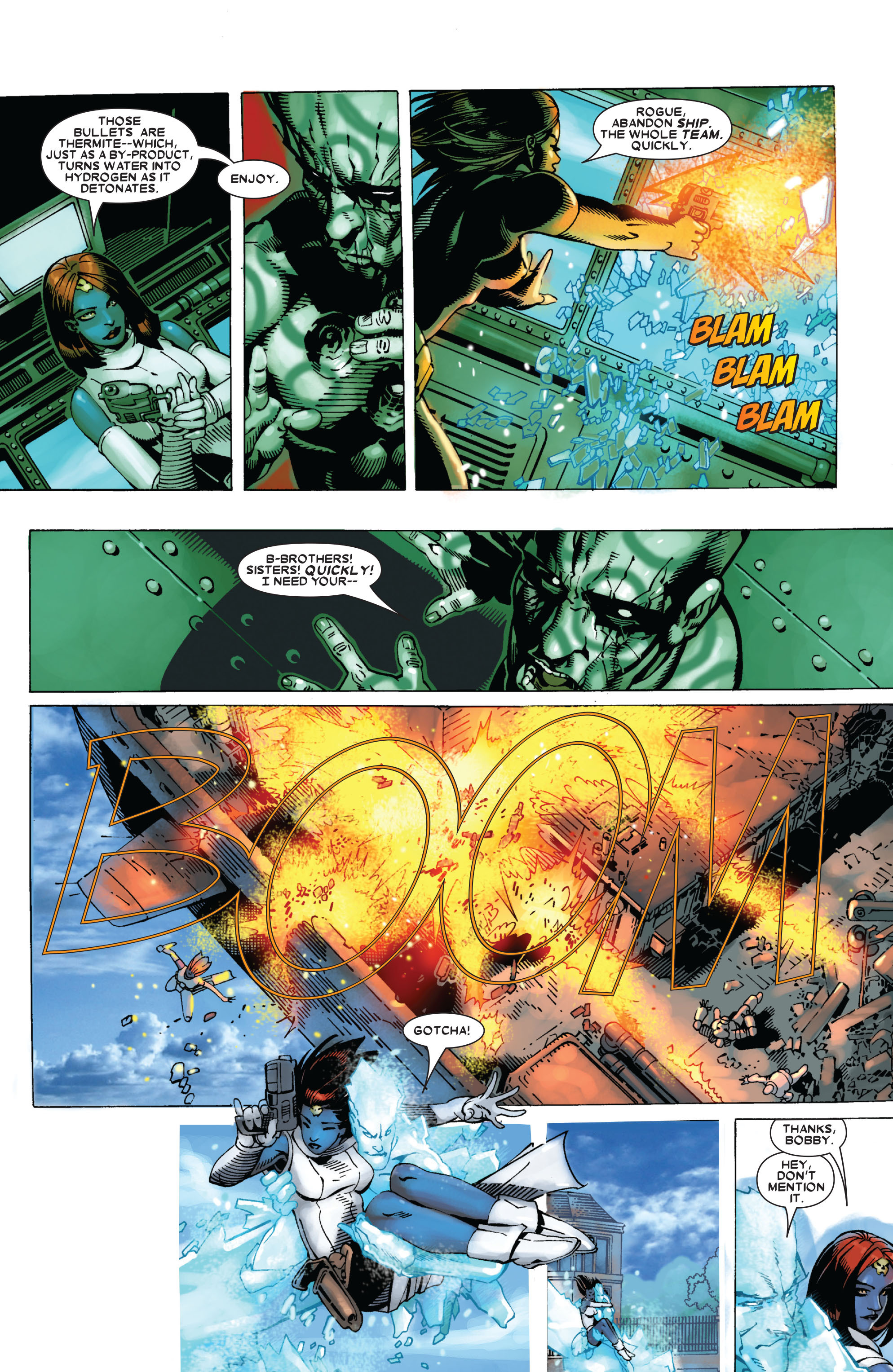 X-Men (1991) 193 Page 18