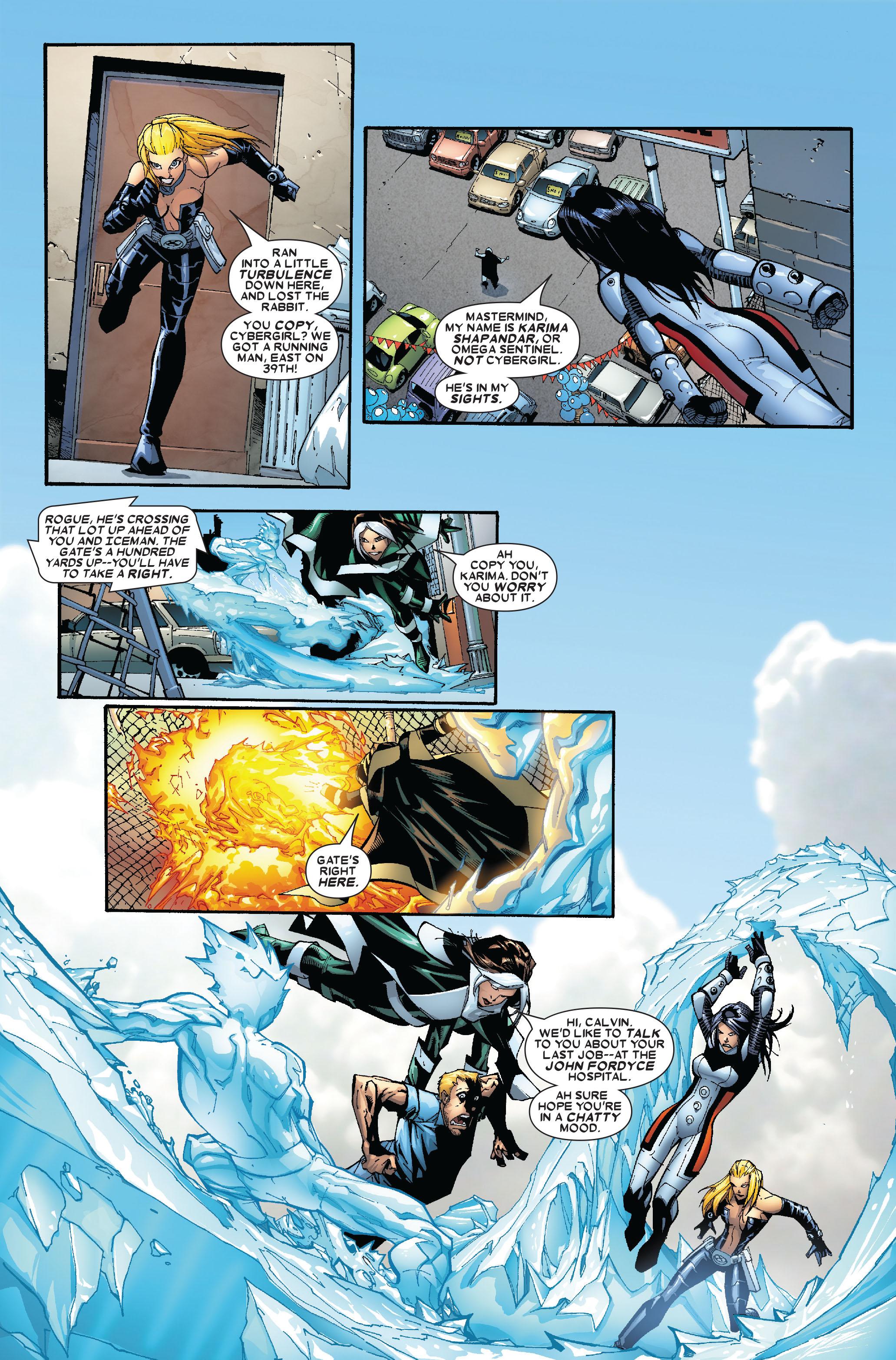 X-Men (1991) 194 Page 5