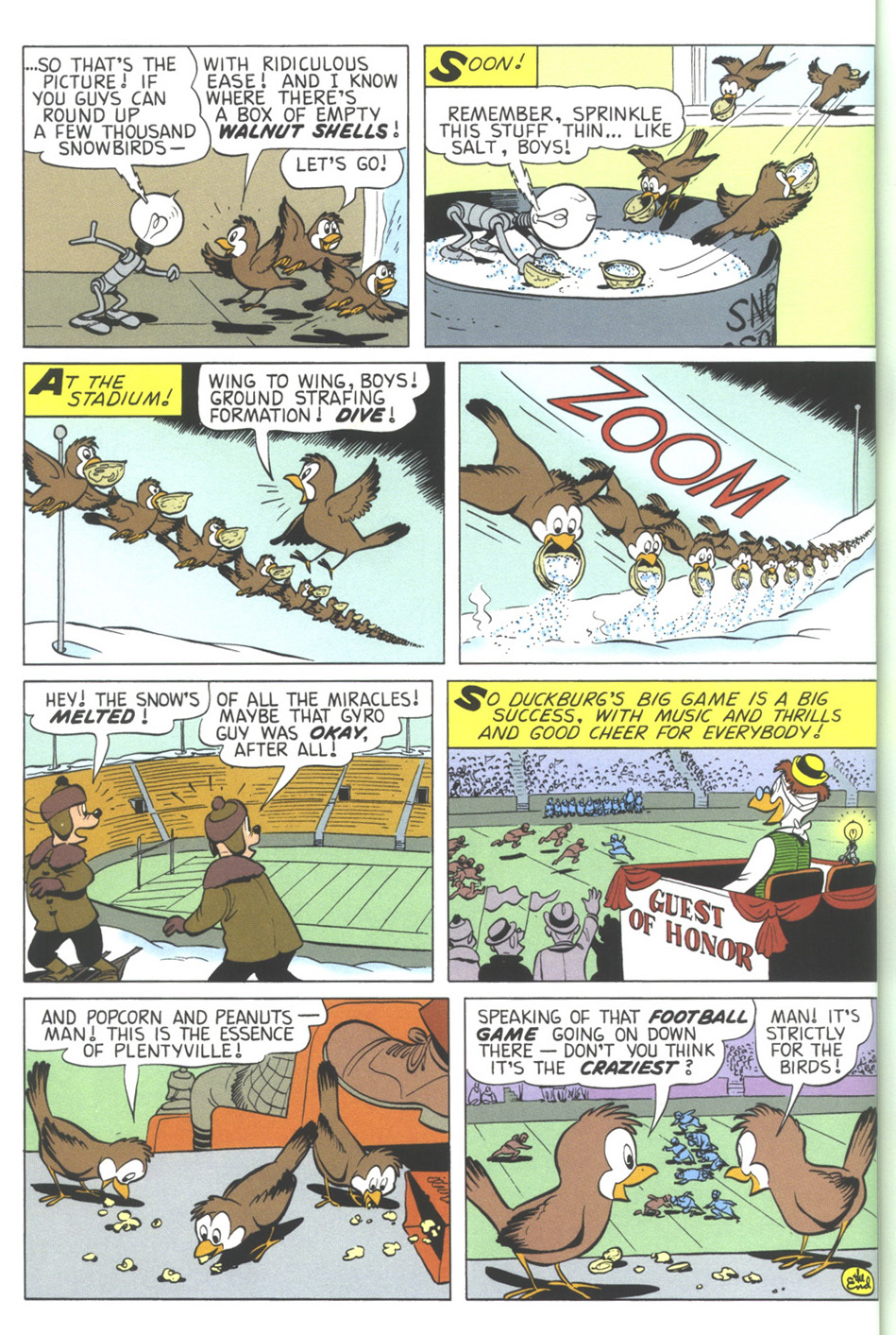 Read online Uncle Scrooge (1953) comic -  Issue #309 - 50