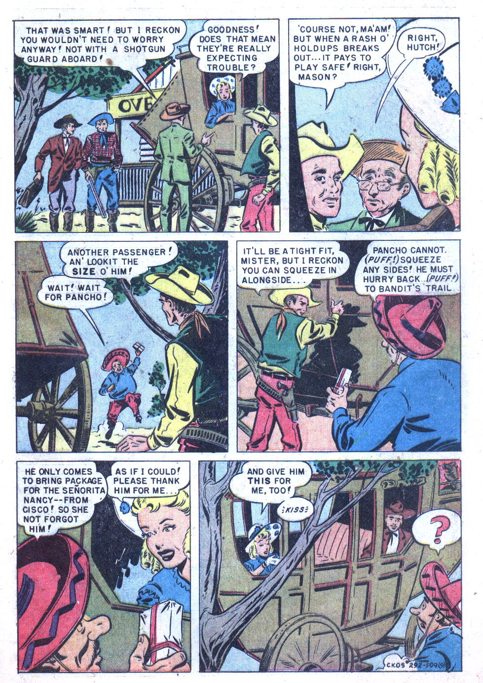 Four Color Comics issue 292 - Page 11