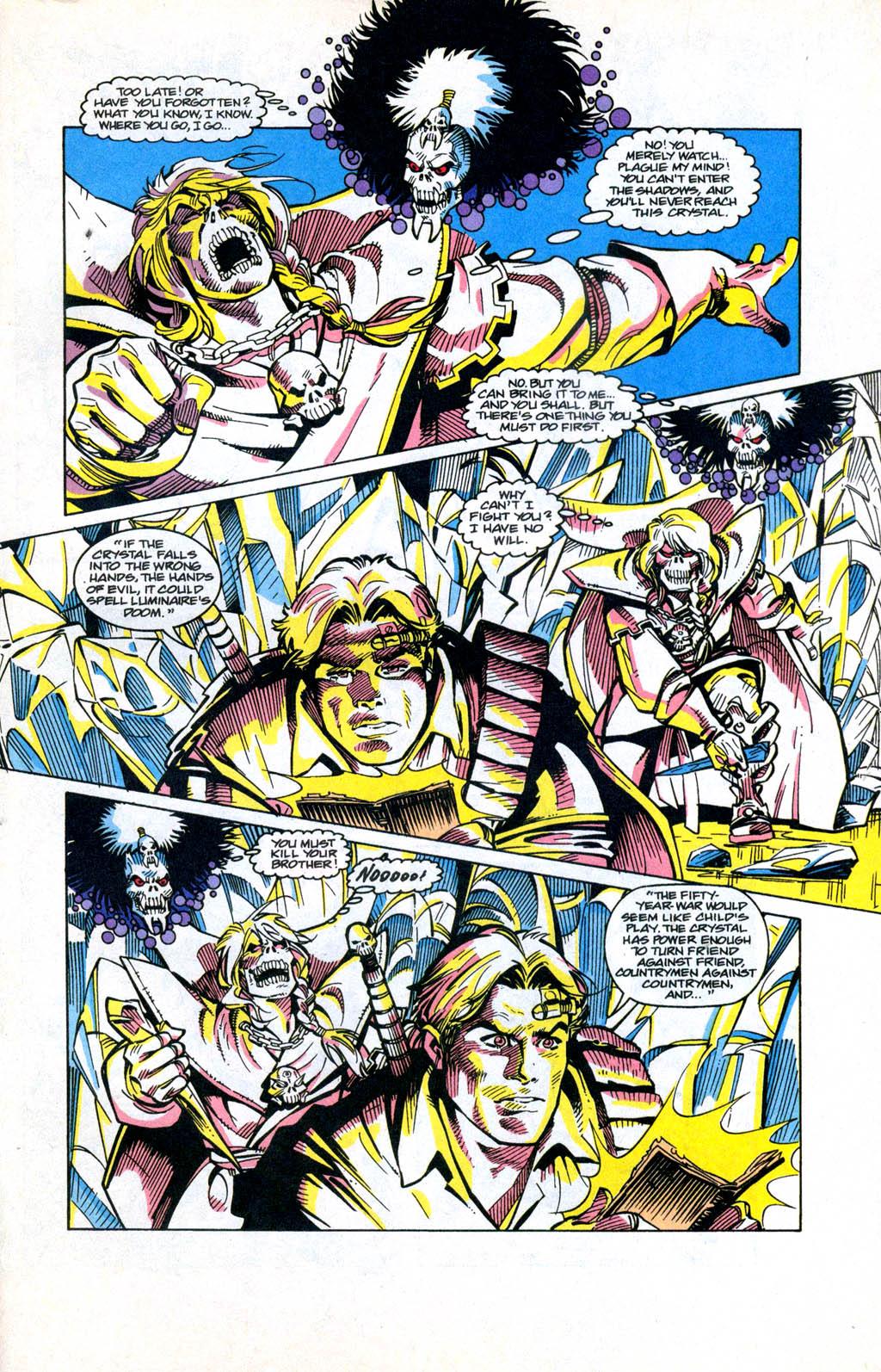 Skeleton Warriors Issue #3 #3 - English 23