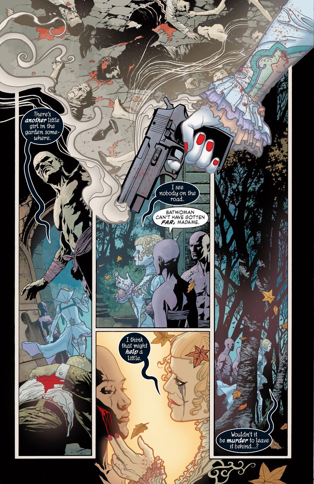 Read online Detective Comics (1937) comic -  Issue # _TPB Batwoman - Elegy (Part 1) - 41