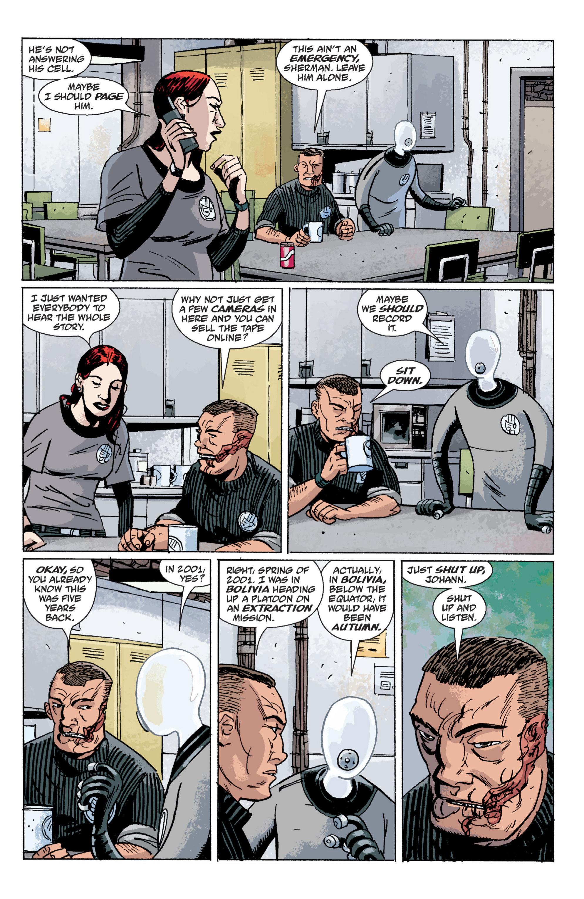 Read online B.P.R.D. (2003) comic -  Issue # TPB 6 - 36