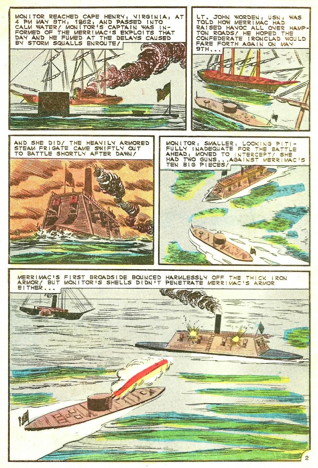 Read online Fightin' Navy comic -  Issue #125 - 32