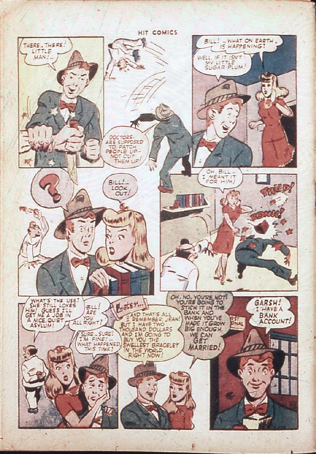 Read online Hit Comics comic -  Issue #30 - 59