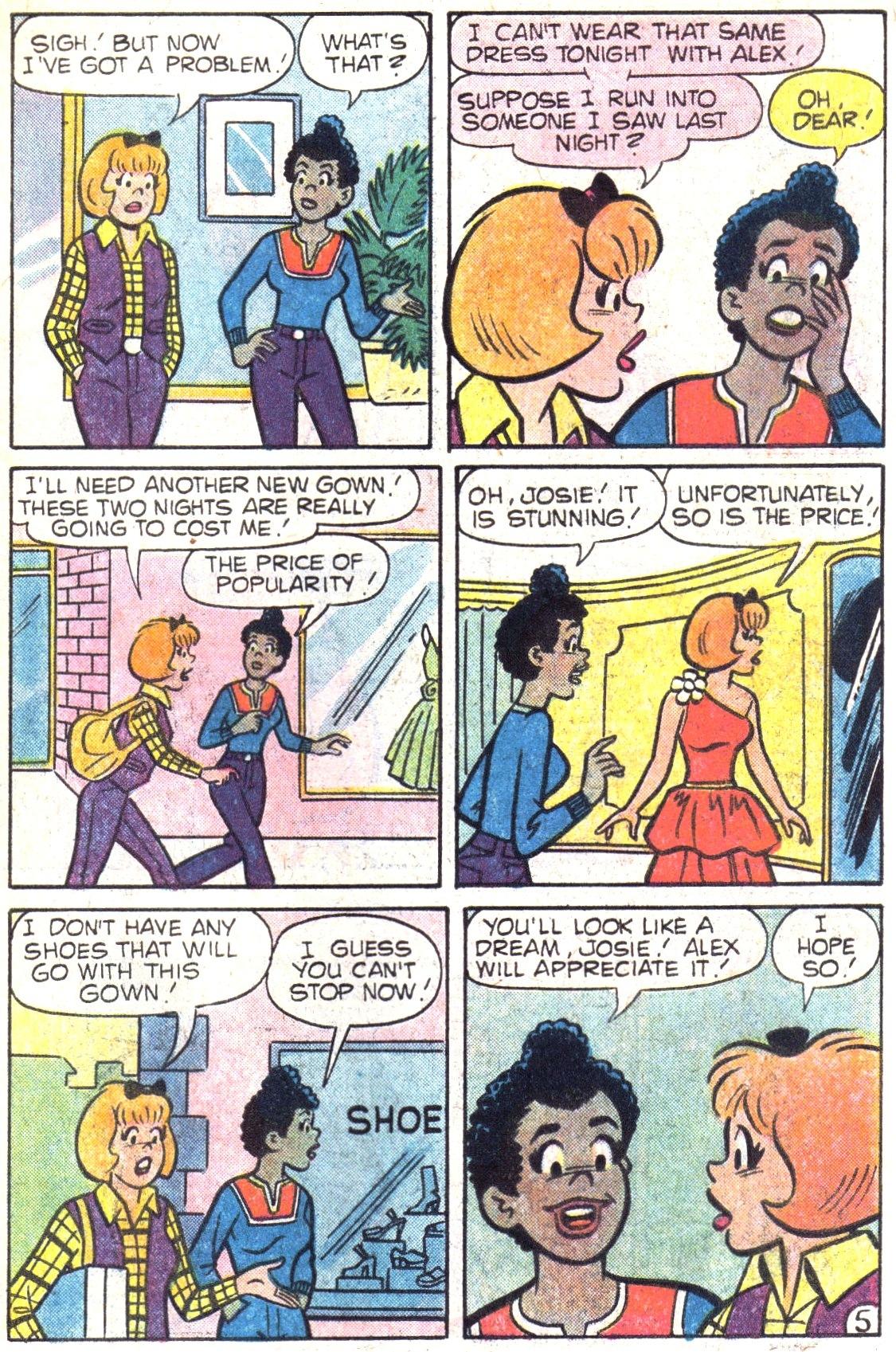 Read online She's Josie comic -  Issue #101 - 7