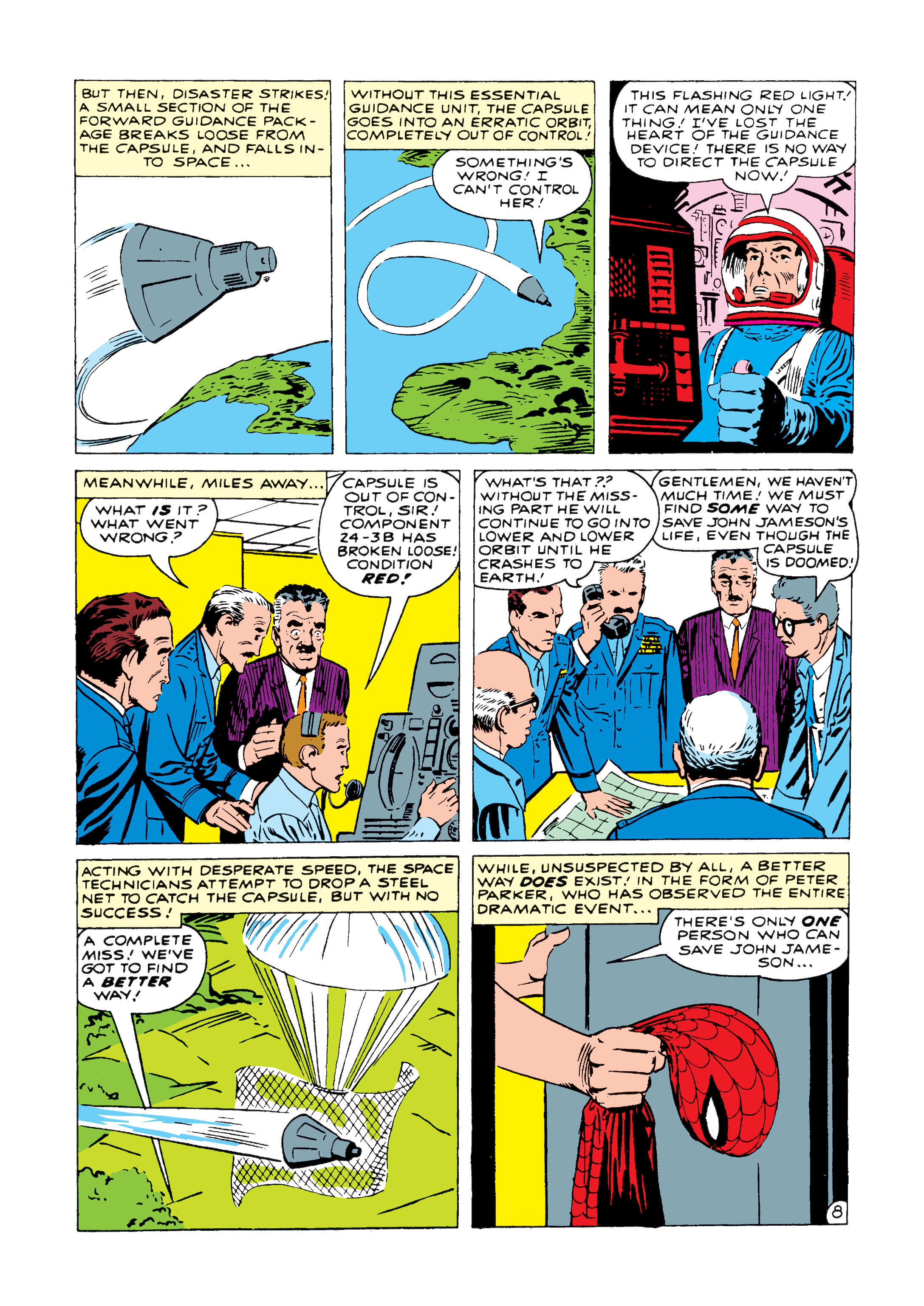 The Amazing Spider-Man (1963) 1 Page 8