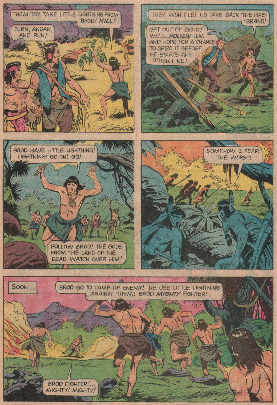 Read online Turok, Son of Stone comic -  Issue #97 - 29