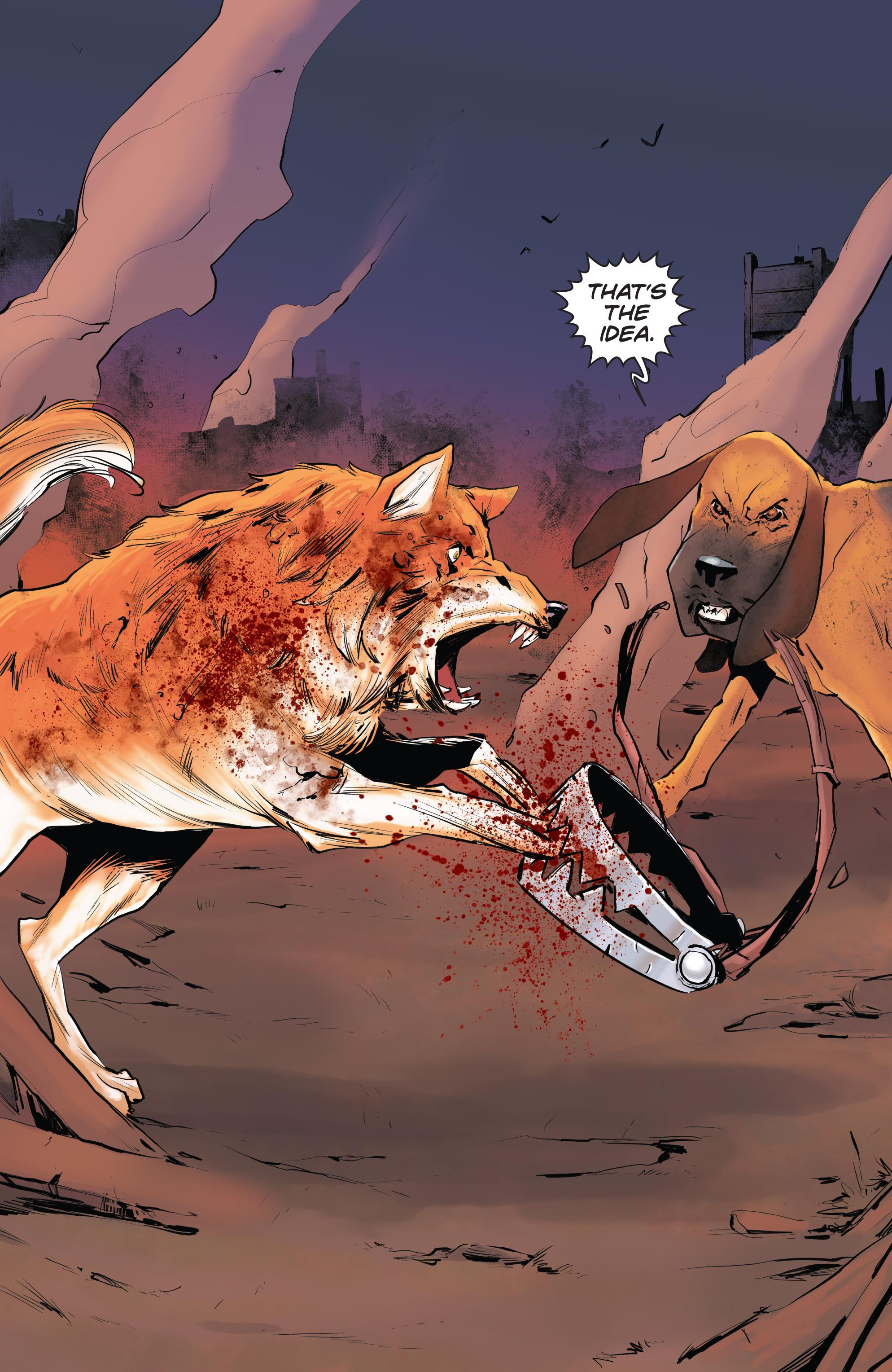 Read online Animosity comic -  Issue #4 - 17