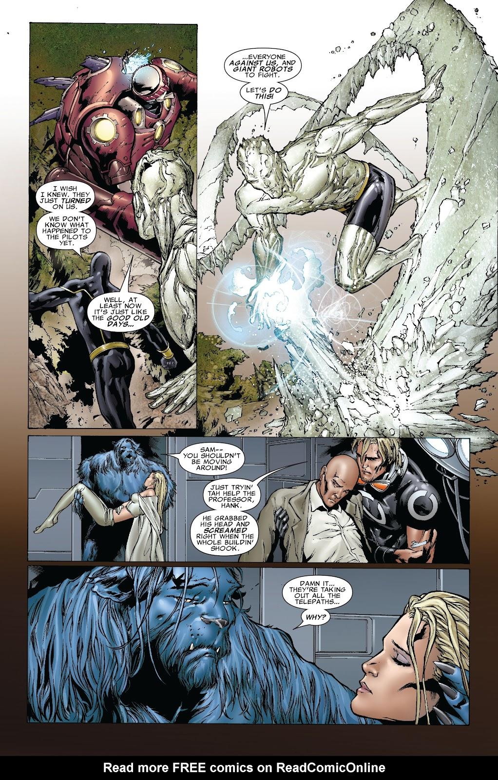 Uncanny X-Men (1963) issue 493 - Page 15