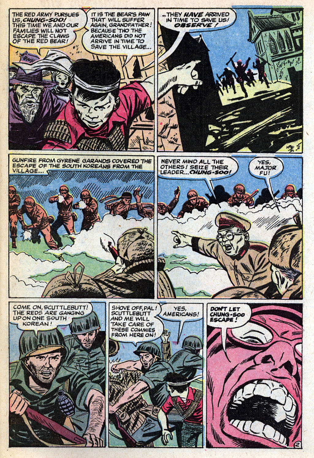 Marines in Action issue 8 - Page 29