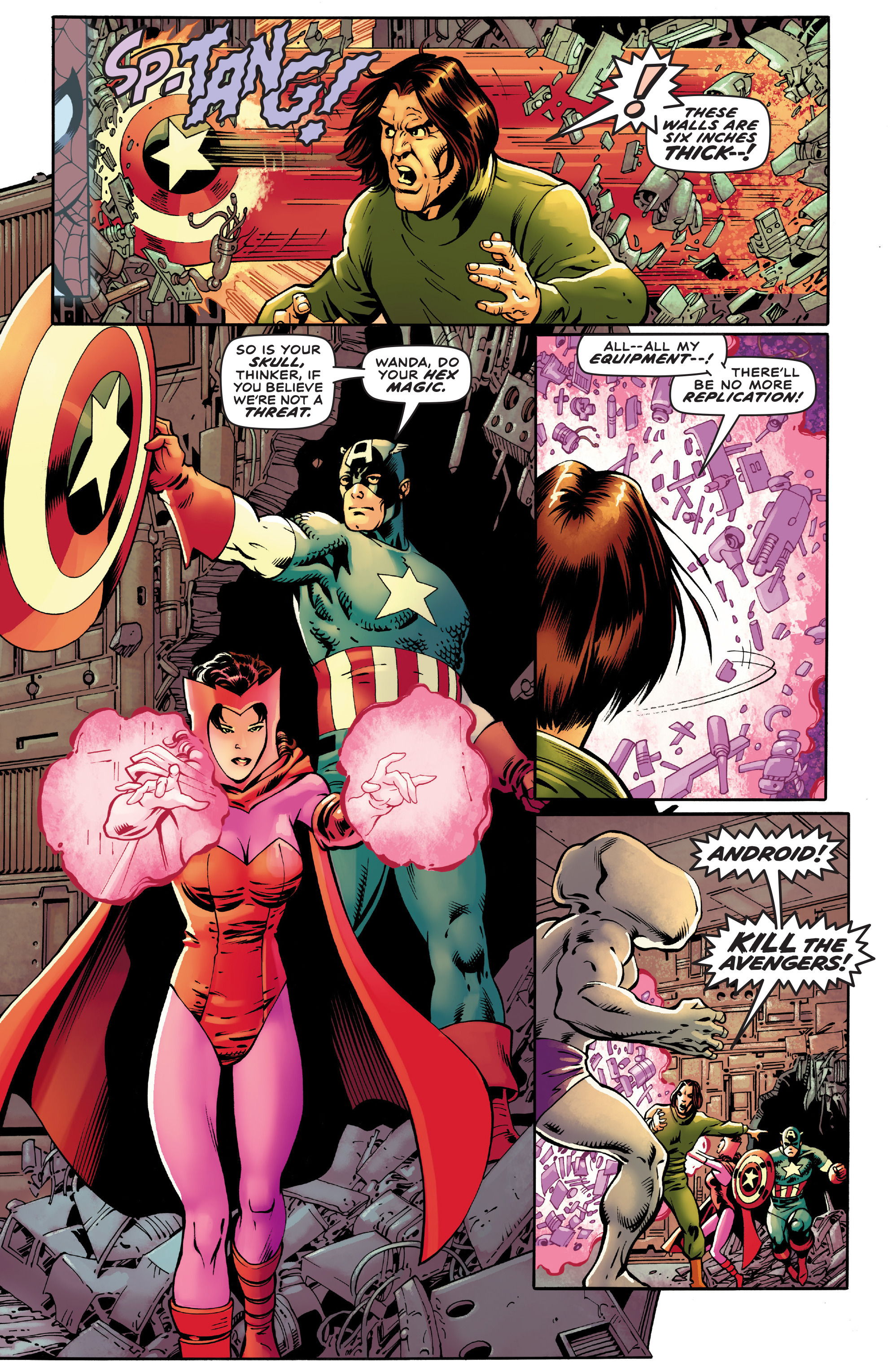Read online Avengers (2016) comic -  Issue #3.1 - 6