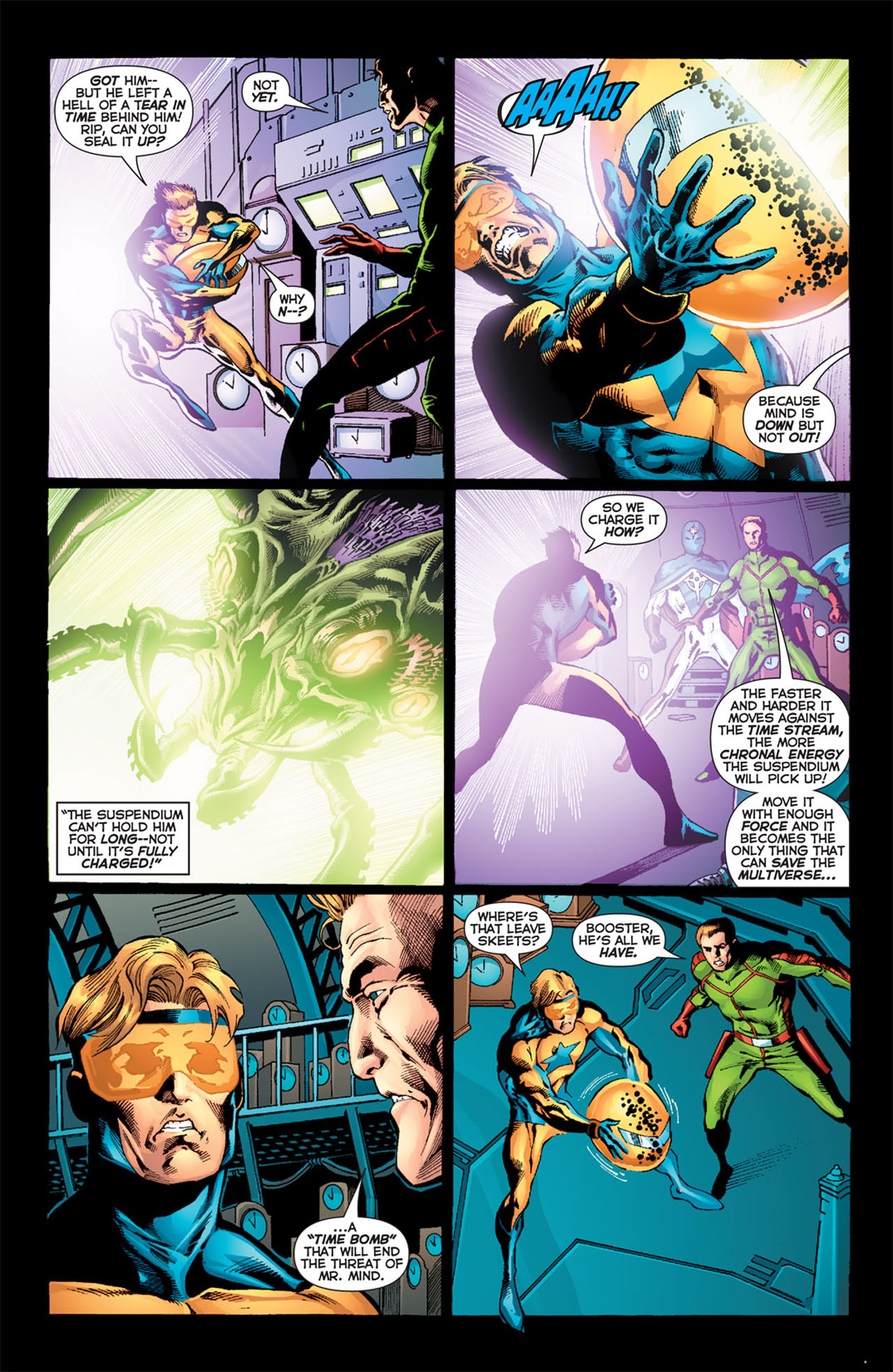 Read online 52 comic -  Issue #52 - 26