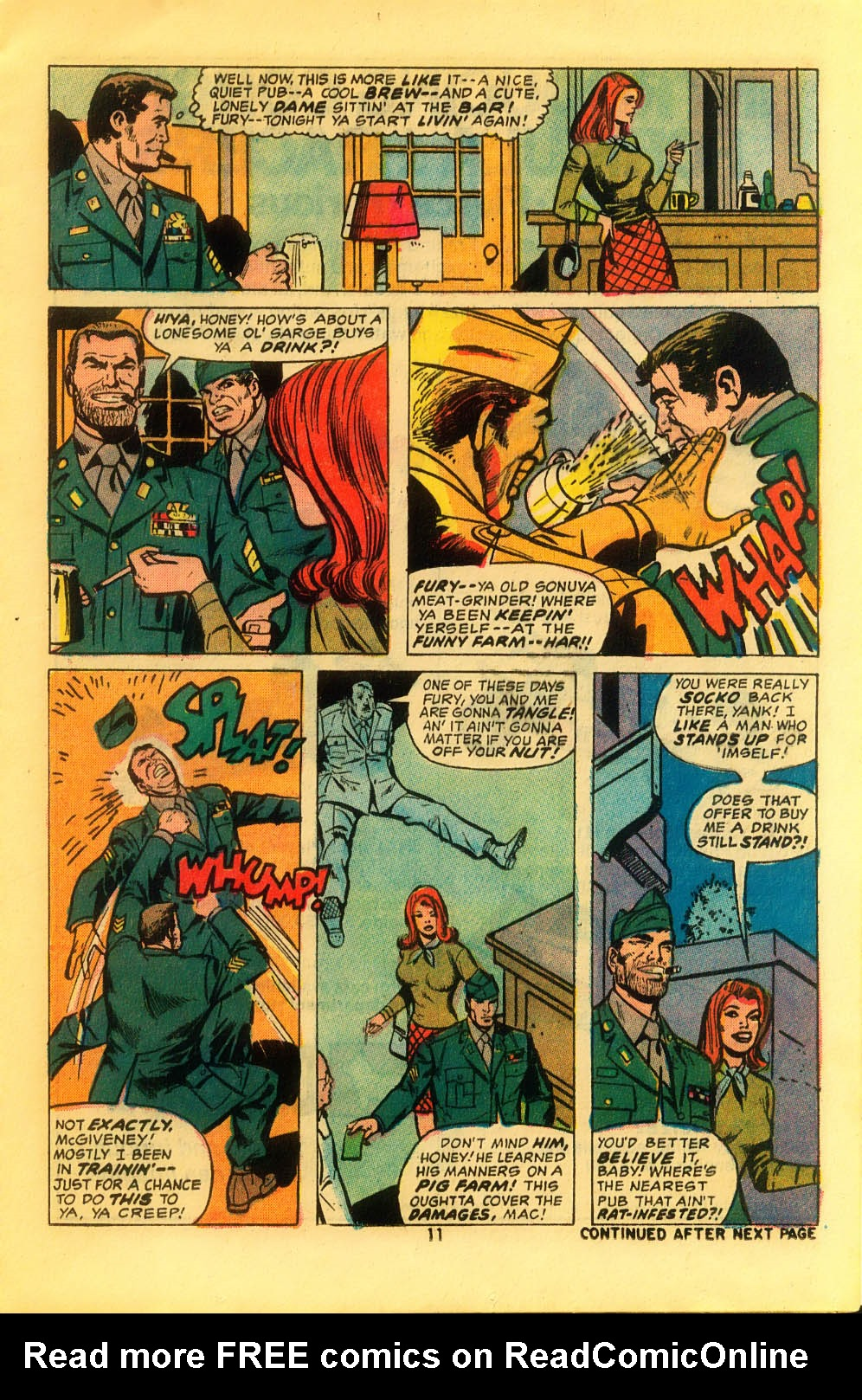 Read online Sgt. Fury comic -  Issue #116 - 13