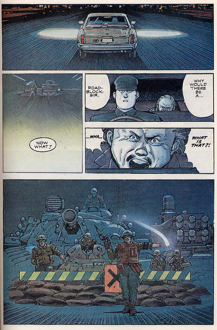 Read online Akira comic -  Issue #13 - 60