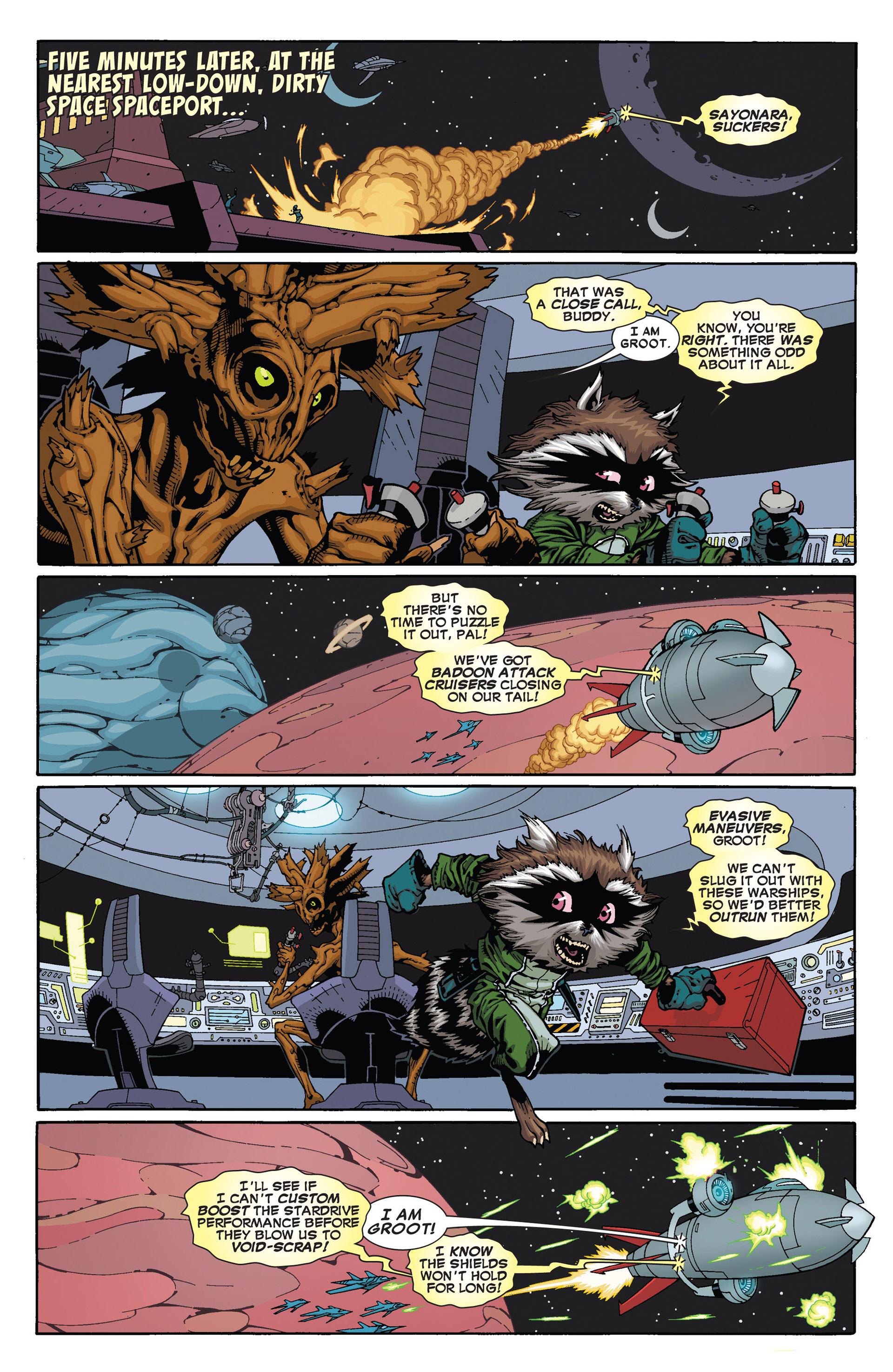 Read online Annihilators: Earthfall comic -  Issue #1 - 26