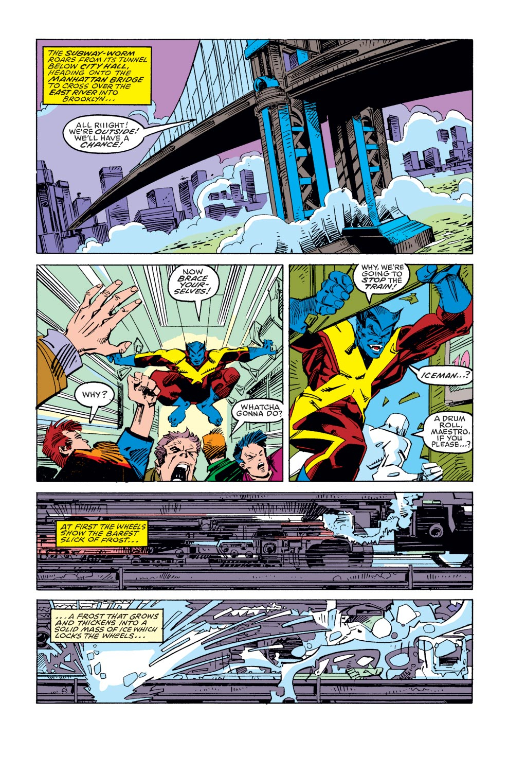 Read online X-Factor (1986) comic -  Issue #36 - 12