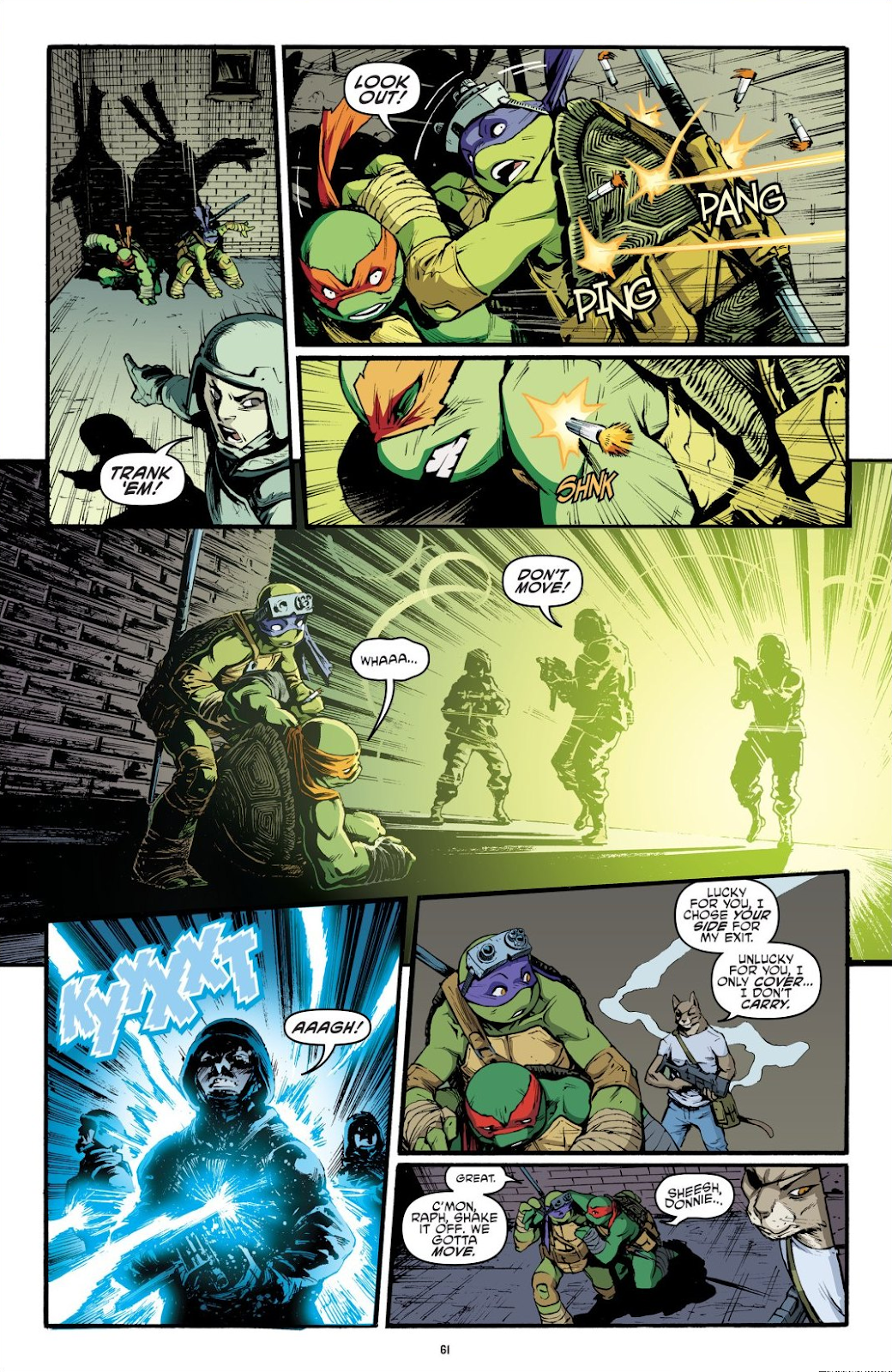 Read online Teenage Mutant Ninja Turtles: The IDW Collection comic -  Issue # TPB 9 (Part 1) - 62