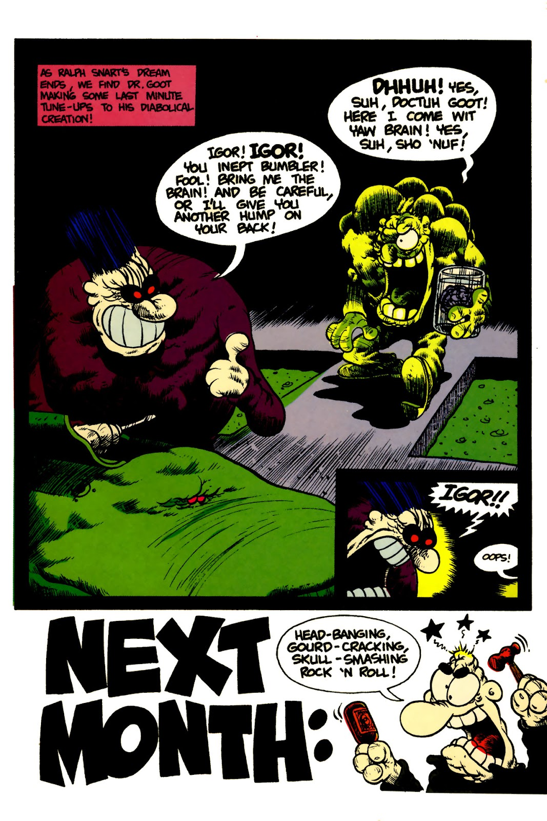 Ralph Snart Adventures (1988) issue 5 - Page 26