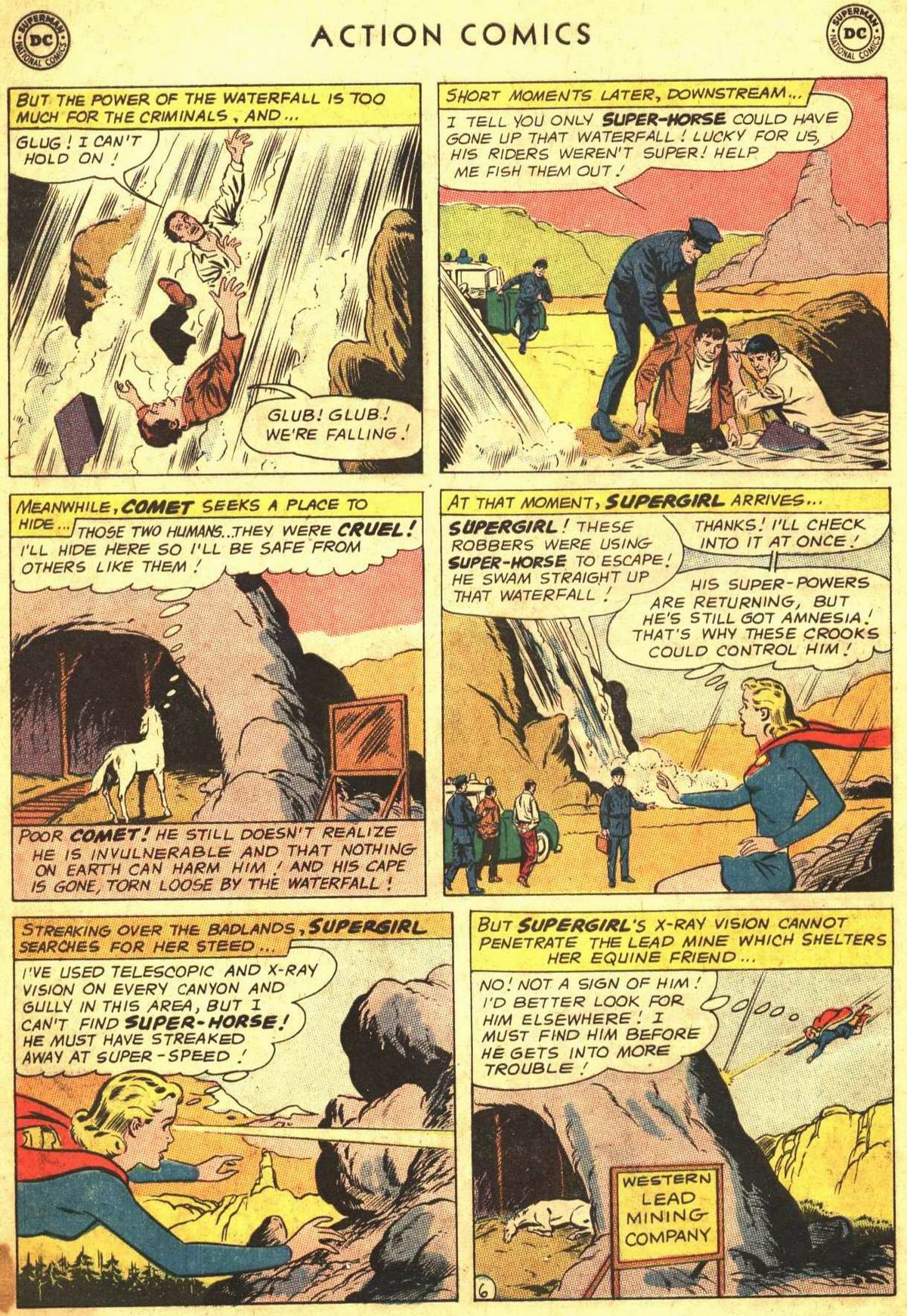 Read online Action Comics (1938) comic -  Issue #300 - 26