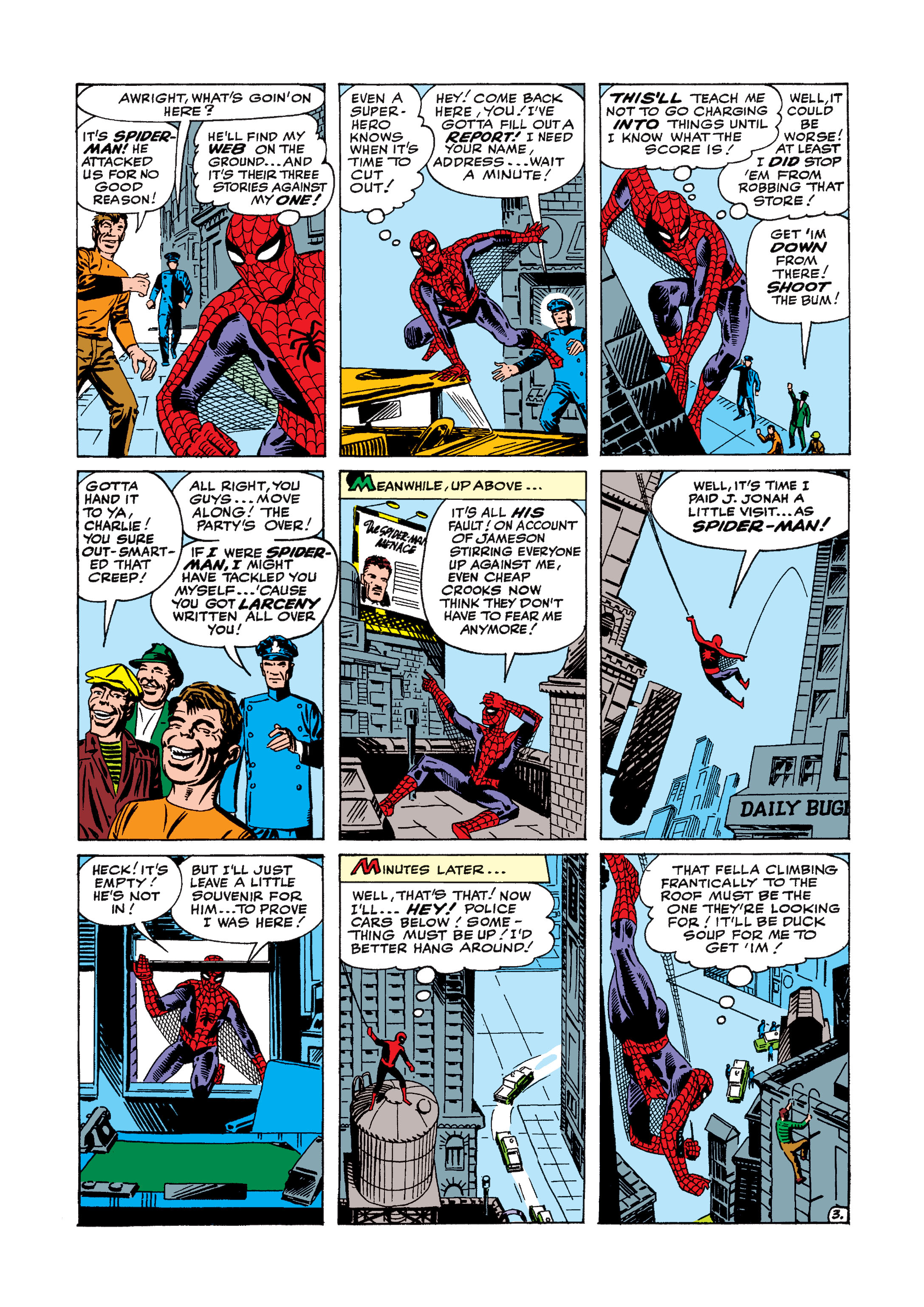 The Amazing Spider-Man (1963) 4 Page 3