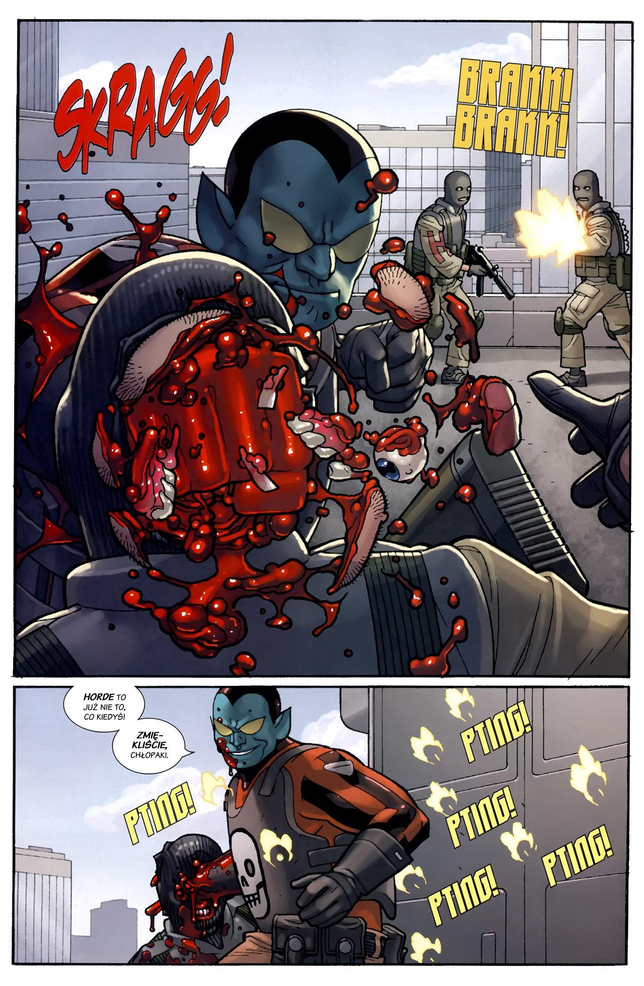 Read online Destroyer comic -  Issue #1 - 2