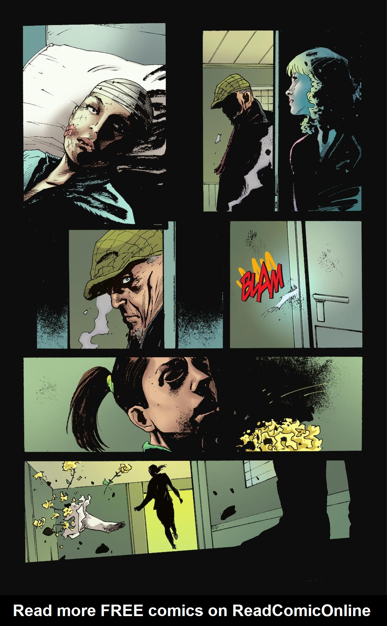 Read online The Girl Who Kicked The Hornet's Nest comic -  Issue # TPB - 102