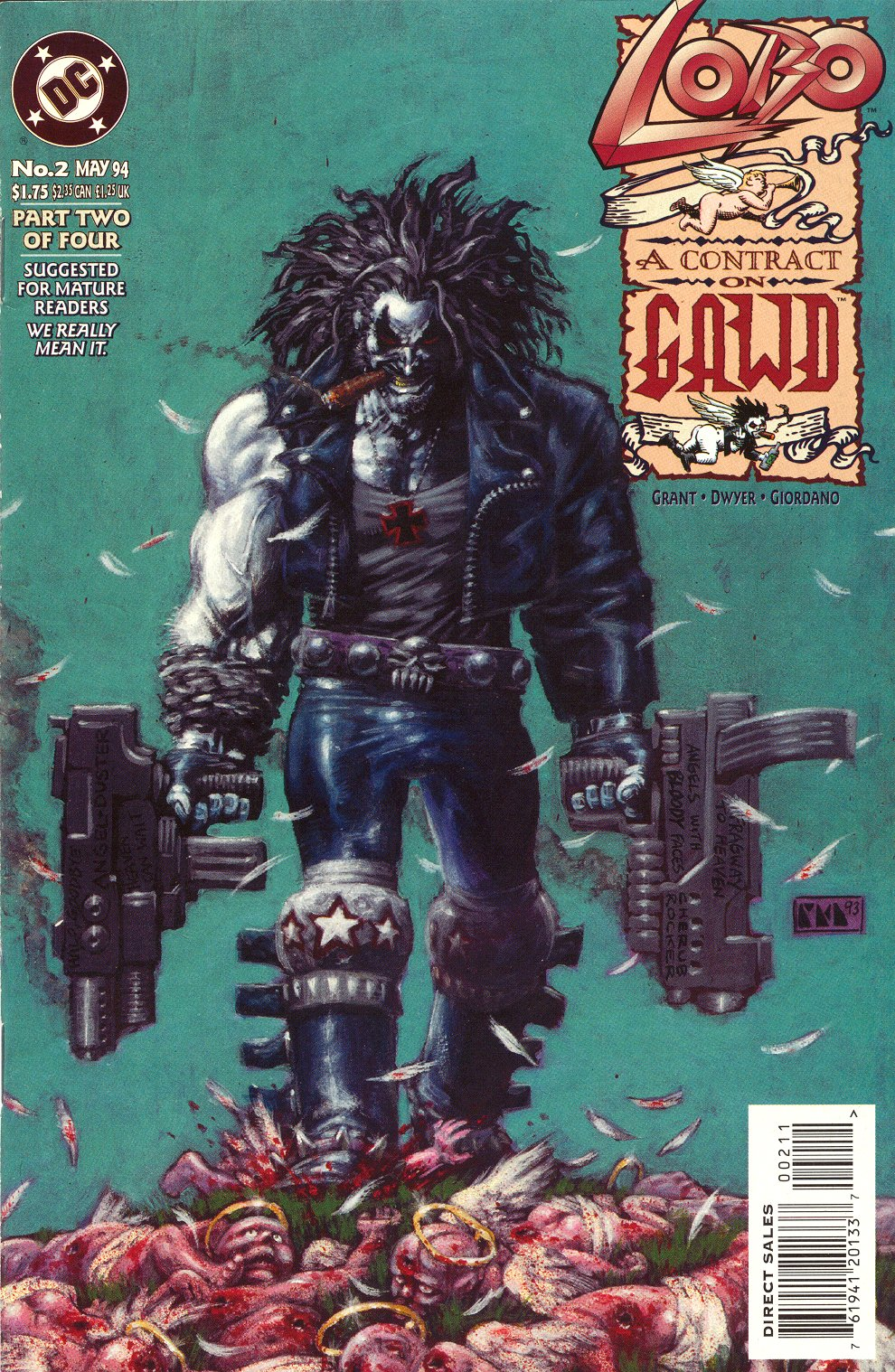 Lobo: A Contract on Gawd 2 Page 1