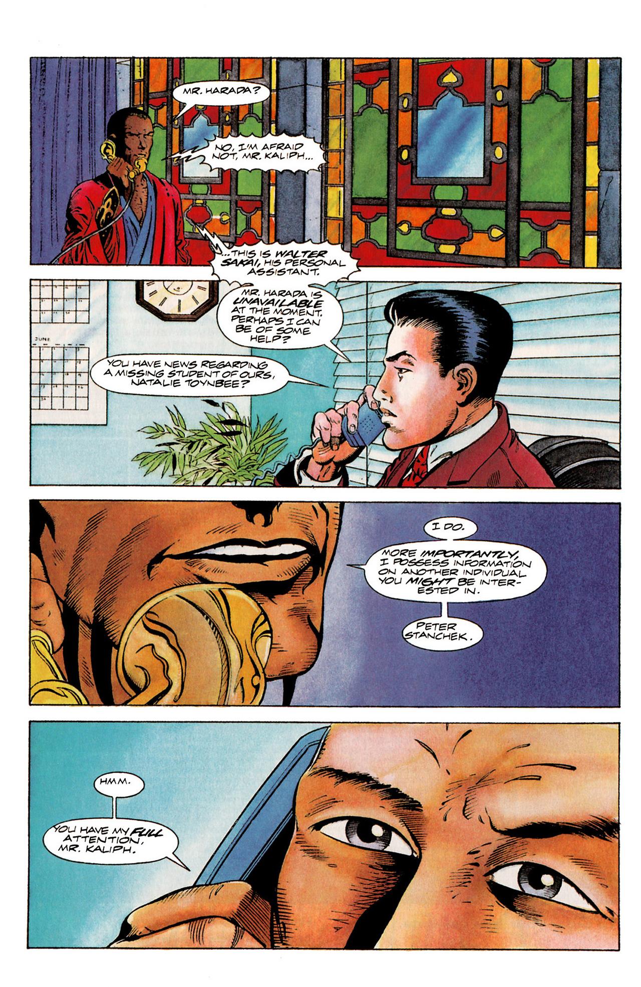 Read online Harbinger (1992) comic -  Issue #20 - 8