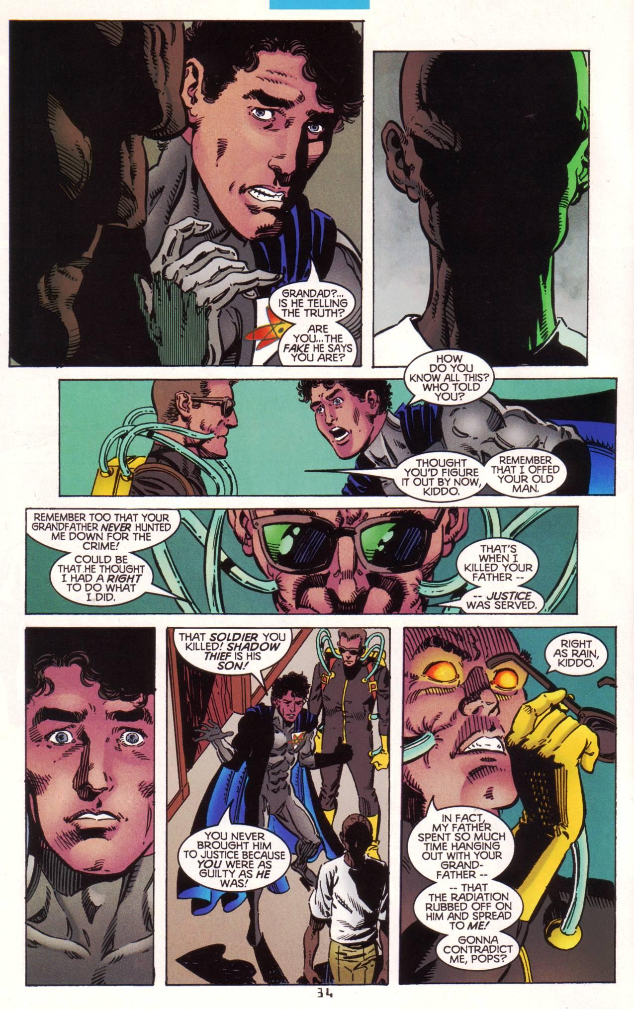 Read online Tangent Comics/ The Atom comic -  Issue # Full - 35